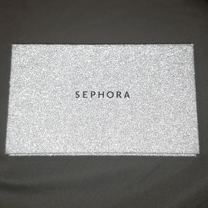Sephora face and eye pallete